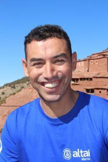 Said HMID - guide Huwans Maroc