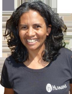 Mirana RANDRIAMAHALEO - guide Huwans Madagascar