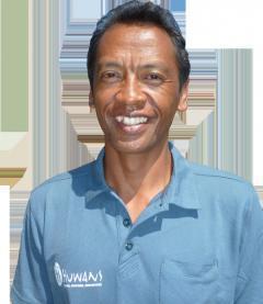 Mamisoa Landry ANDRIANAIVO - guide Huwans Madagascar