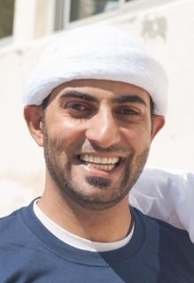 Hussam BATTAT - guide Huwans Jordanie