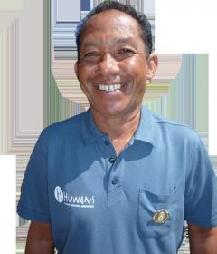 Tsiry RASOAMANANA - guide Huwans Madagascar