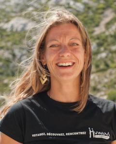 Sandra Coignard - guide Huwans Canaries